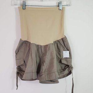 Motherhood Maternity Cargo Shorts - NWT - Small